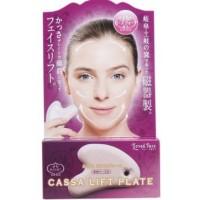<日本製> [CASSA] 玫瑰石英面部按摩瓷器 [美容產品]