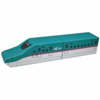 列車系列透明収納袋ー新幹線HAYABUSA