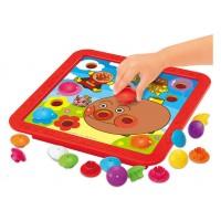 麵包超人button puzzle知育玩具