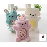 日本製 今治毛巾材質 嬰兒玩具公仔
