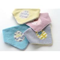 日本製 今治毛巾材質 DINO 2Way 恐竜 口水巾