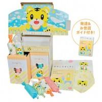 日本製巧虎baby尿片禮物盒