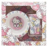 Sketer小朋友餐具套-Hello Kitty