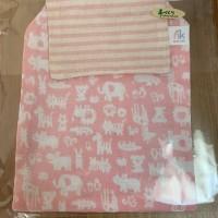 尚子媽媽original hand made吸汗巾(Border×動物)