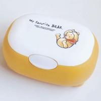 日本製Disney Pooh万用整理盒