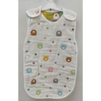 日本製嬰兒六重紗布睡袋