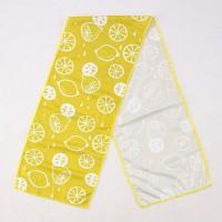 涼快毛巾(檸檬)