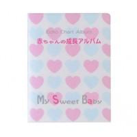 超音波 Photo Album for mama and baby