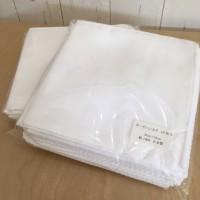 日本製 嬰兒白色紗布10張入
