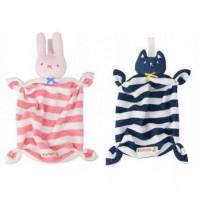 日本製Stample baby玩具毛巾