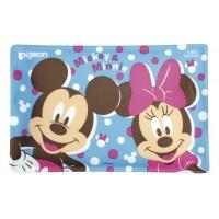 日本制 Pigeon x Disney MICKEY and MINNIE 啫喱枕頭
