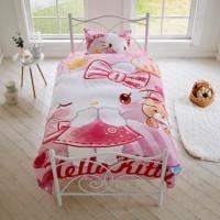 Sanrio Hello Kitty 被單與枕頭套