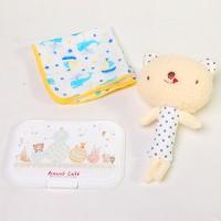 新生兒禮物套裝 Anano Cafe Bear Gift Set 藍色