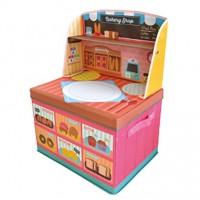 収納玩具ー麵包店