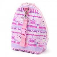 日本製 幼兒背包  粉紅木馬款