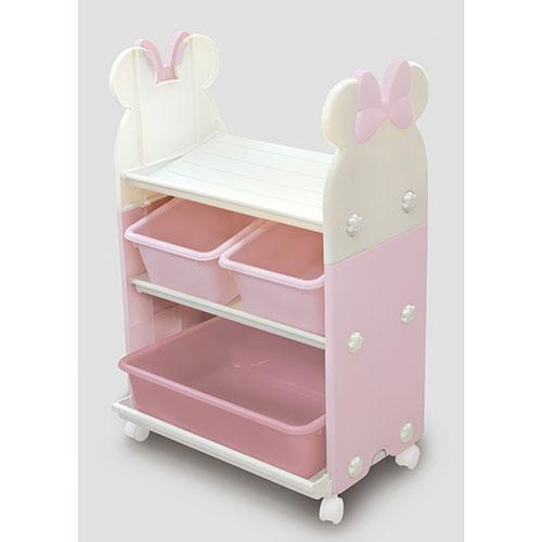 日本製Disney Minnie 玩具柜 * 不包括香港国内送費 *