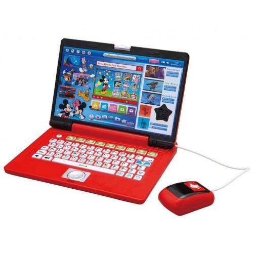 [Disney] Disney & Disney/Pixar 角色 學習型notebook 玩具  紅色
