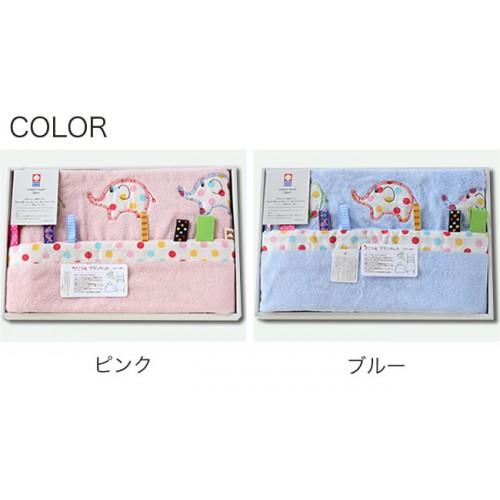 日本製今治大象毛巾被子 約60×90cm礼盒