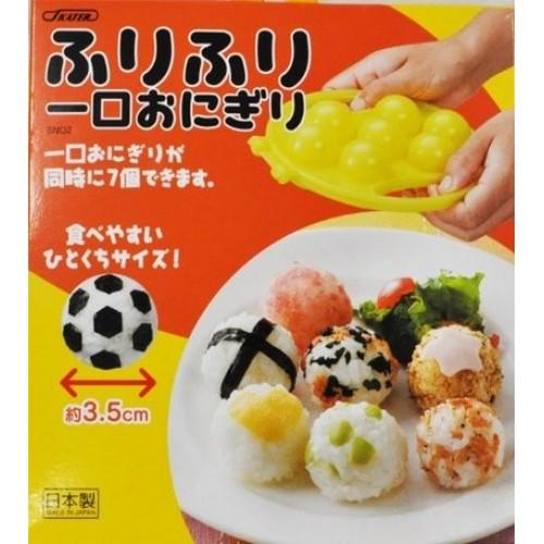 日本製一口飯團模具