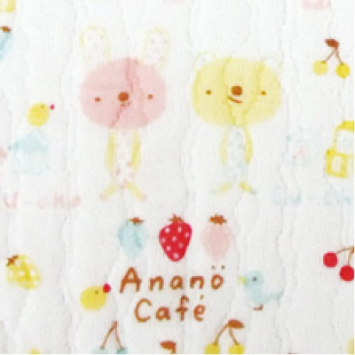 Anano Cafe 柔軟風格 Rabbit BLUE