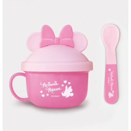 日本制 Disney  BB餵食杯